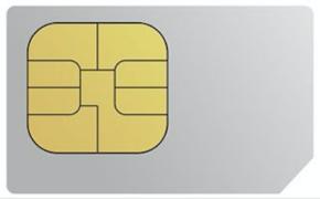 標準SIMカード